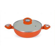 Ceramic Non Stick Induction Cookware Karahi